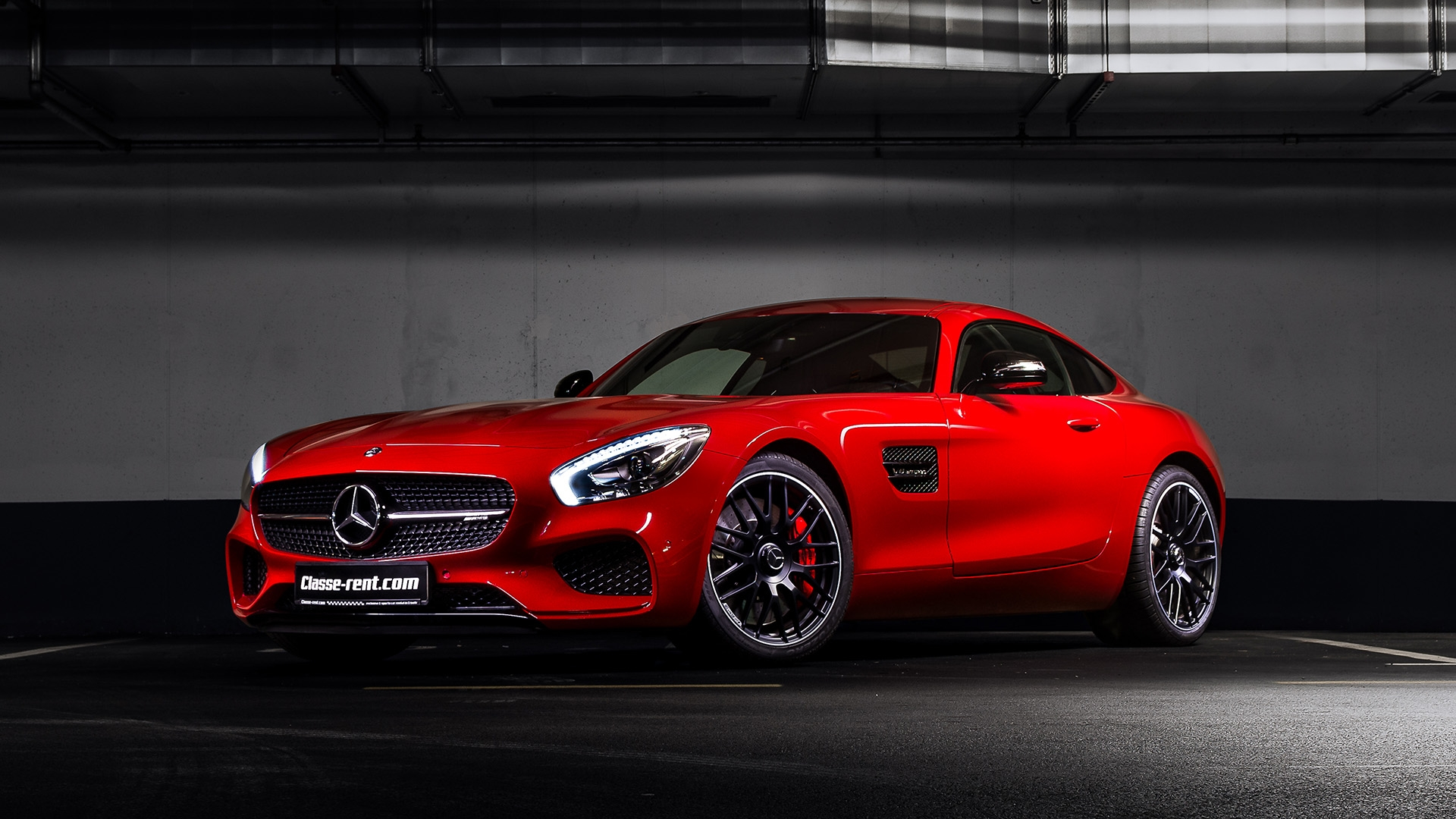 Mercedes Amg Gts V8 Biturbo Classe Luxury Cars For Rent