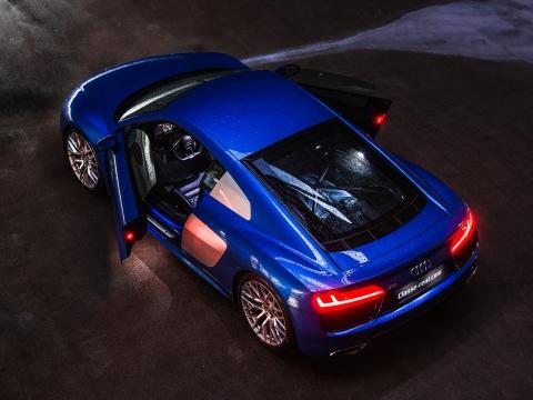 Audi R8 V10 coupe