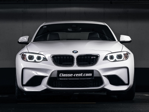 BMW M2 3.0 R6 turbo DCT