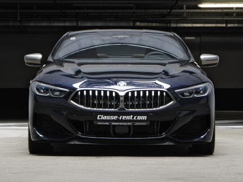 BMW M850i 4.4 V8 biturbo DCT