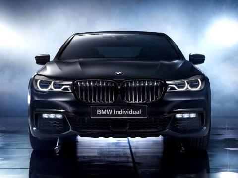 BMW 750d xDrive M sport