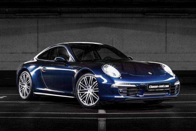 Porsche 911 Carrera 4 PDK 991