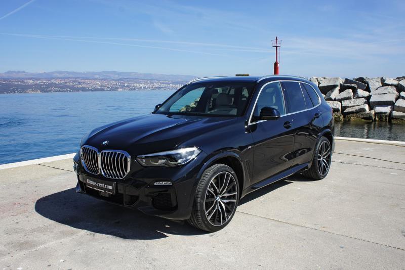 BMW X5 3.0d xDrive M sport