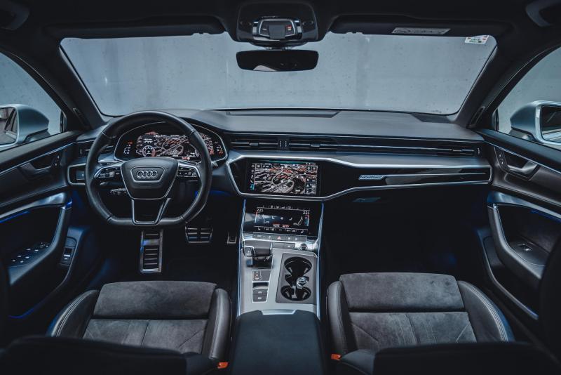 Audi A6 50 TDI S-tronic Quattro
